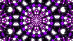 VJ Loop Kaleidoscope 17 - stock footage
