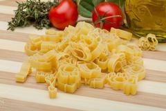 Pasta animal - stock photo