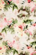 Romantic vintage flower background Stock Photos