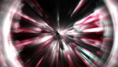 Red magnified abstract - stock footage