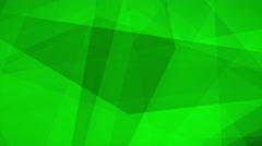 Beautiful abstract motion background, Seamless Loop, Green, 4K and Full HD Stock Footage