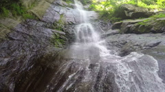 Waterfall Mahuntseti 4 Stock Footage
