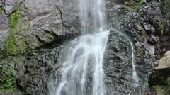Waterfall Mahuntseti 14 Stock Footage