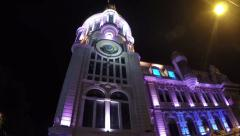 Stock Video Footage of Astronomical Clock City Of Batumi 5