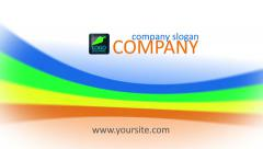 Corporate Business Logo Animation_09 - stock after effects
