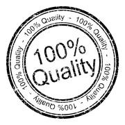 100% Quality rubber stamp Stock Photos