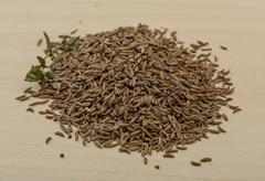 Dry caraway - stock photo