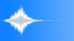 Futuristic Intro Swish 4 (Robotic, Dark, Swoosh) Sound Effect