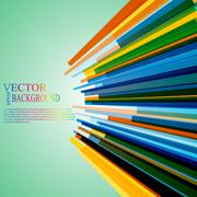 Stock Illustration of Moving colorful abstract background