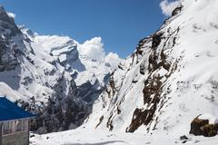 Annapurna - stock photo