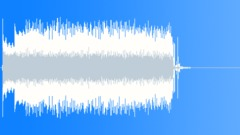 SHOCK! Vintage organ chord arpeggio2 Sound Effect