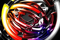 Art abstraction light color Stock Illustration