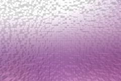 Wallpaper effect 3d block style - stock illustration