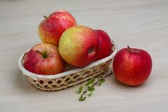 Stock Photo of Few apples