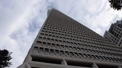 Transamerica Pyramid Stock Footage