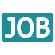 Stock Illustration of Job icon
