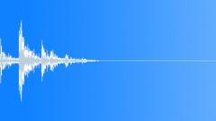 Big Paper Box Falling 02 - sound effect
