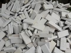 Autoclaved Aerated Concrete Stock Photos