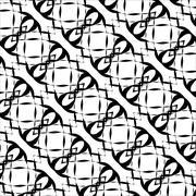 Stock Illustration of Ornamental Texture