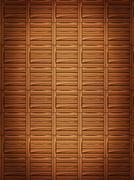wooden parquet - stock illustration