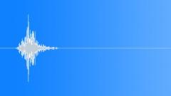 Badminton  racket whoosh 2 Sound Effect