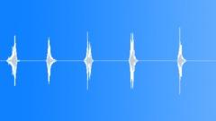 badminton  racket whoosh mix - sound effect
