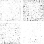 Collection of dirt grunge texture overlay any objects. Piirros
