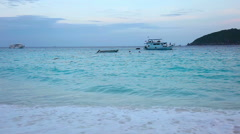 Similan Islands Stock Footage
