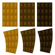 Chocolate - stock illustration