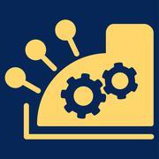 Stock Illustration of Cash register icon