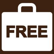 Free accounting icon - stock illustration