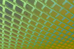 Abstract background, Net of colorful, Old steel net beautiful patterns. - stock illustration