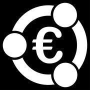 Collaboration icon - stock illustration