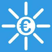 Distribution icon - stock illustration