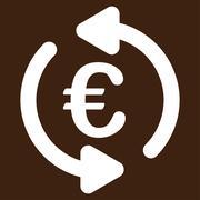 Repeat icon - stock illustration