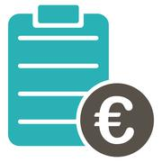 Stock Illustration of Agreement icon