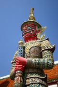Giant Statue, Thailand Stock Photos