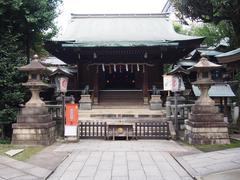Shrine - stock photo