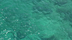Sea water texture background Stock Footage