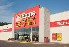 Home Hardware Retail Outlet - stock photo