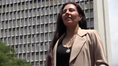 Hispanic Woman, Latin Women, Latinas Stock Footage