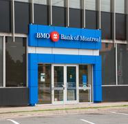 Bank Of Montreal Stock Photos