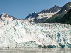 Stock Photo of Columbia Glacier