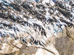 Glacier, Alaska - stock photo