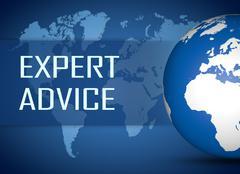 Expert Advice - stock illustration