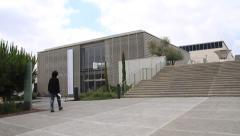 The Israel Museum Stock Footage