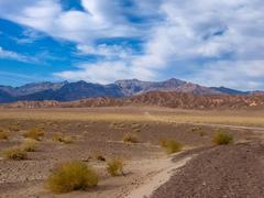 Death Valley Nevada - stock photo