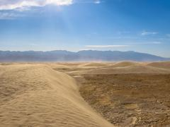 Stock Photo of Death Valley Nevada