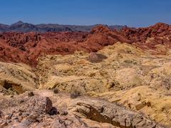 Stock Photo of Valley of Fire, Nevada