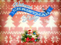 Christmas decoration. EPS 10 Stock Illustration